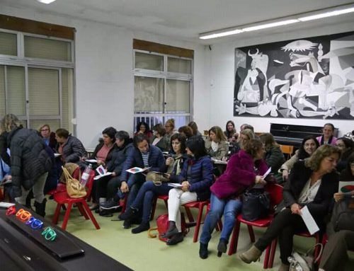 Workshop LASEr – 6 de Novembro