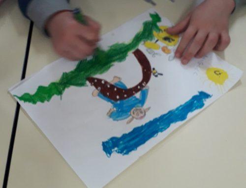 Jardim de Infância de Santa Bárbara – atividades