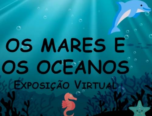 """Exposição virtual """"Mares e Oceanos"""" – 5º C, D e E"""