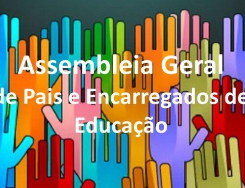 Assembleia Geral de Pais e Encarregados de Educação