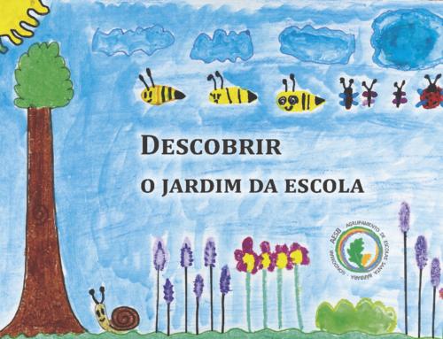 """Concurso de Literatura e Artes Plásticas """"Vamos descobrir o jardim da Escola"""""""