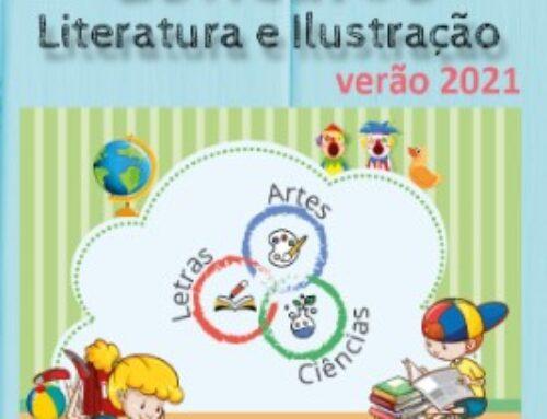 Concurso de Literatura e Ilustração – verão 2021