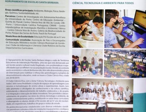 Catálogo Nacional da Rede de Clubes Ciência Viva na Escola