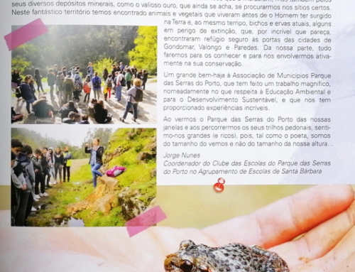 Memórias dos primeiros cinco anos (2016-2021) do Parque das Serras do Porto
